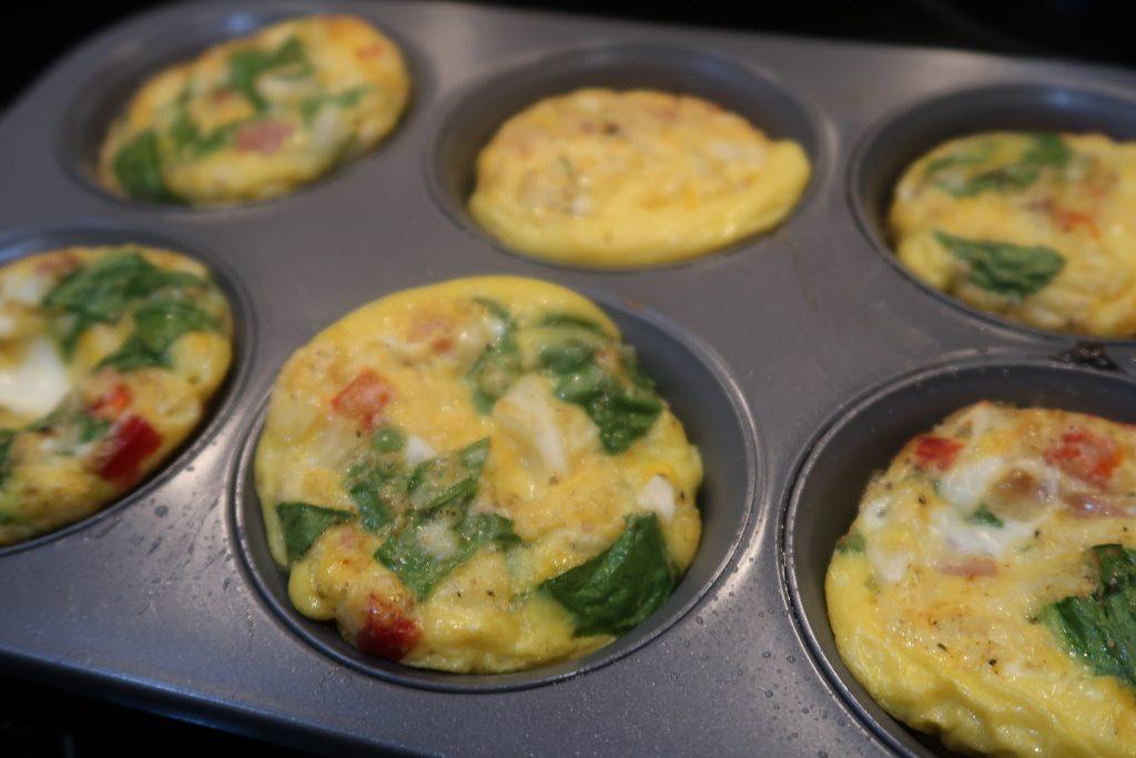 BreakfastEgg Muffins