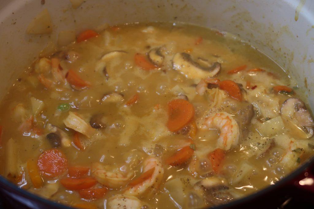 trader joe's curry recipe