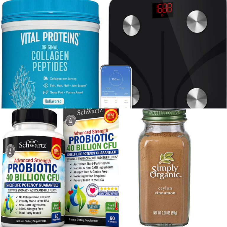 Best Health and Wellness Products on Amazon