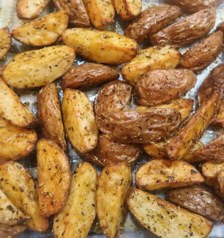 How to Make Greek Potatoes