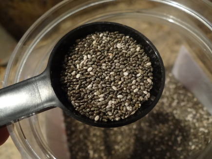Chia seeds, Benefits of Chia Seeds, Alexis D Lee