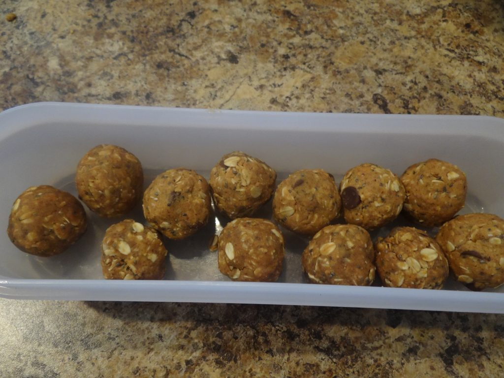 peanut butter protein balls, Peanut Butter Protein Balls Recipe, Alexis D Lee