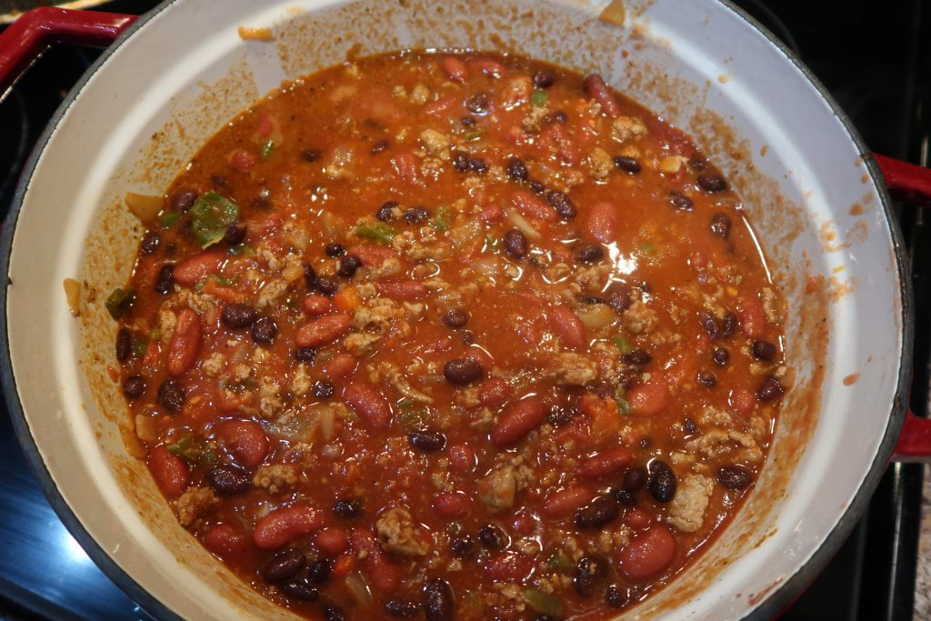 Healthy Turkey Chili Recipe, Healthy Turkey Chili Recipe, Health & Lifestyle: Alexis D Lee