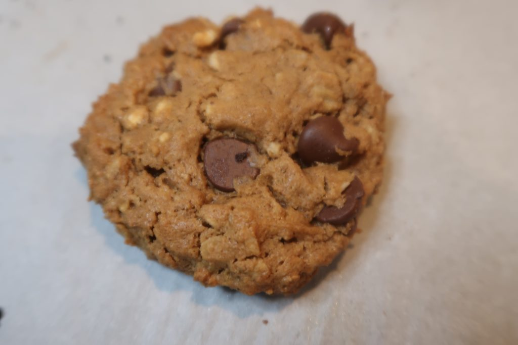 flourless peanut butter oatmeal cookies