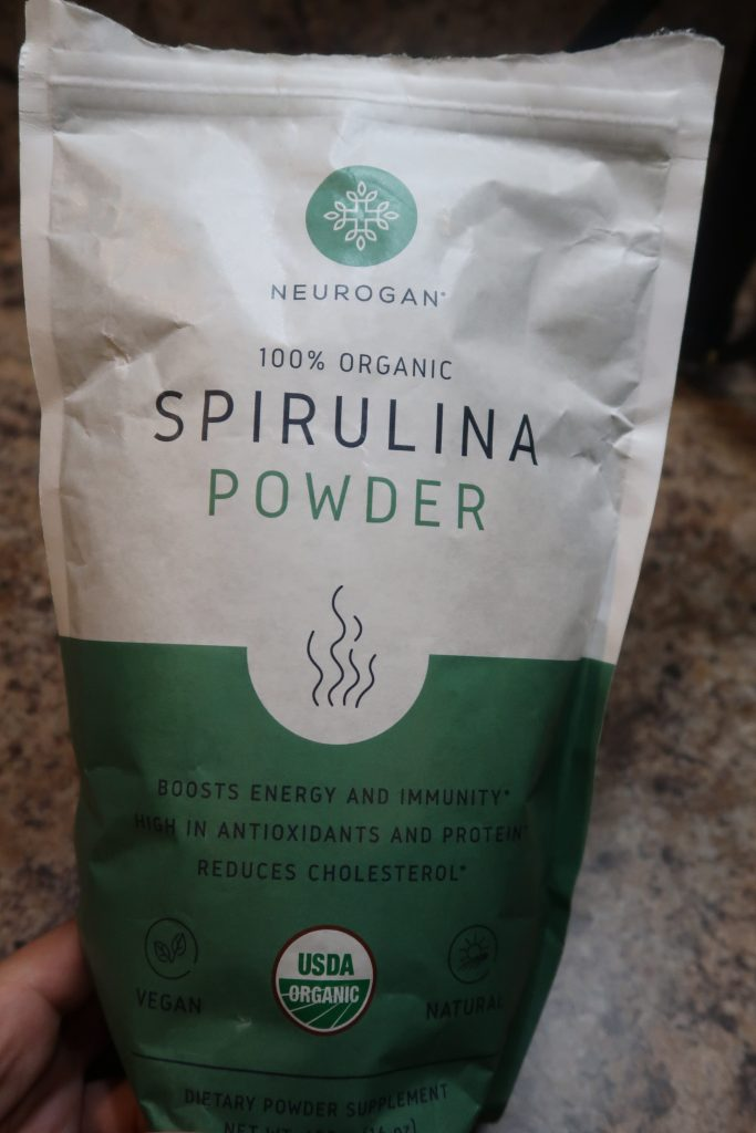 spirulina smoothie recipe, Green Spirulina Smoothie Recipe, Health & Lifestyle: Alexis D Lee