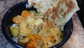 coconut curry chicken, Coconut Curry Chicken, Alexis D Lee