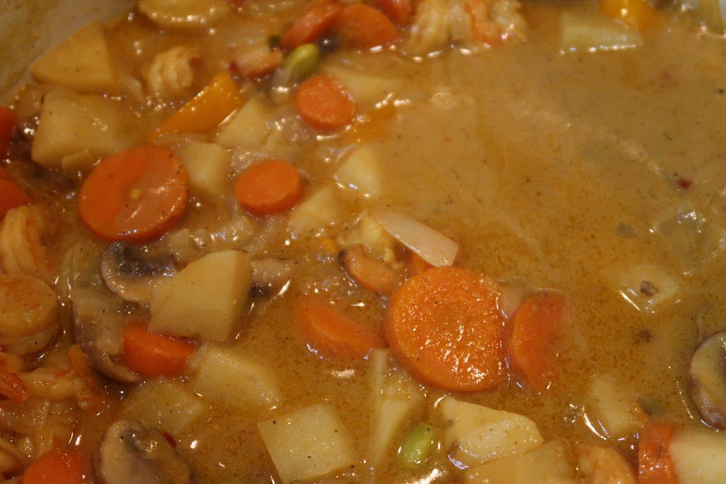 trader joe's curry recipe, Trader Joe's Curry Recipe – Shrimp Curry, Alexis D Lee