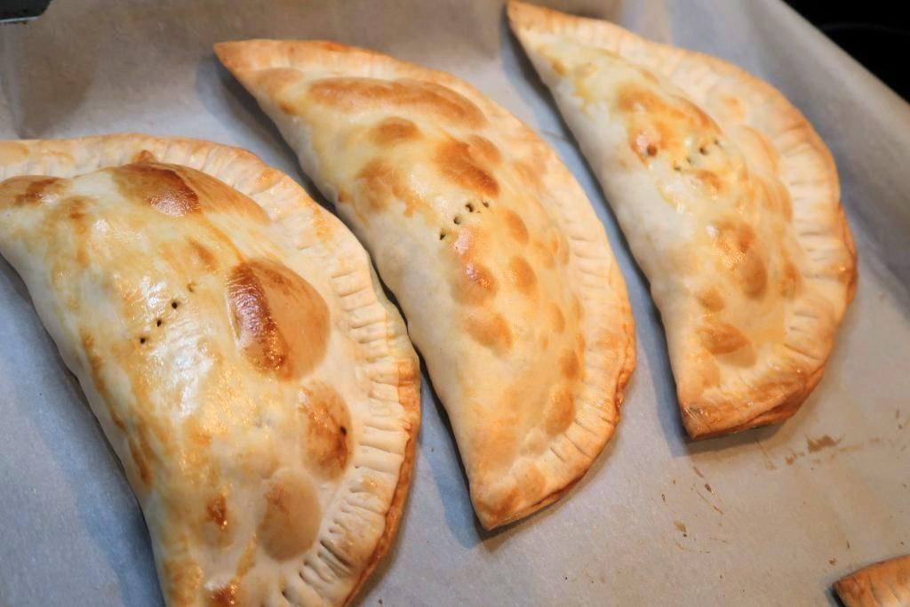 baked empanadas, Easy Baked Empanadas Recipe, Alexis D Lee