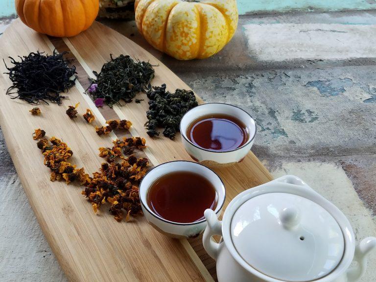 healthiest teas to drink