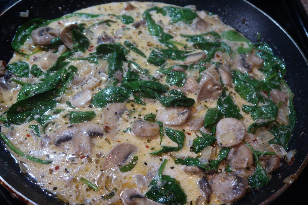 pan-seared pork chops, Pan-Seared Pork Chops In Mushroom Sauce, Alexis D Lee