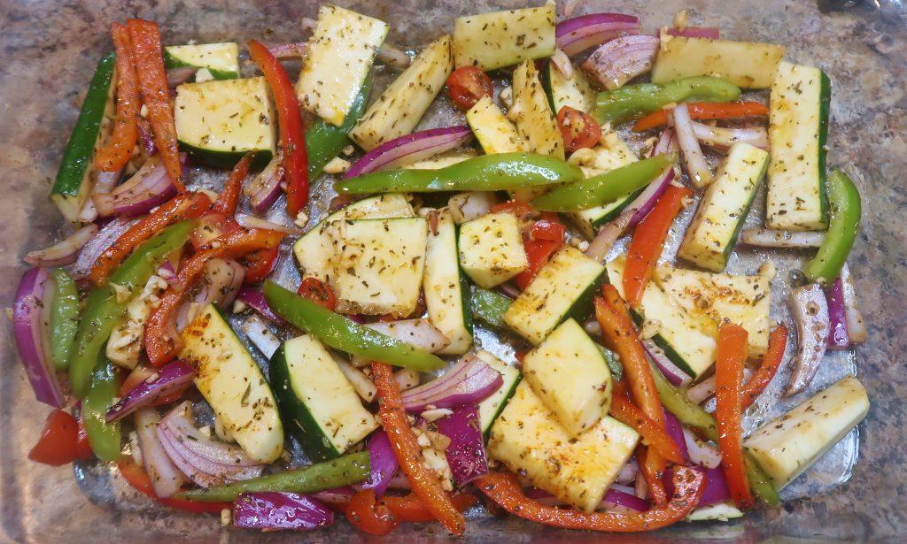 Mediterranean Cod Bake, Mediterranean Cod Bake, Alexis D Lee