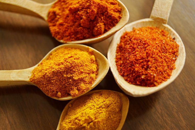 Health Benefits of Different Spices